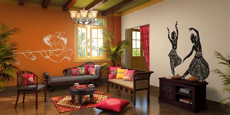 Interior Design For Small Rooms In India by Indian Ethnic Living Room Designs Indian