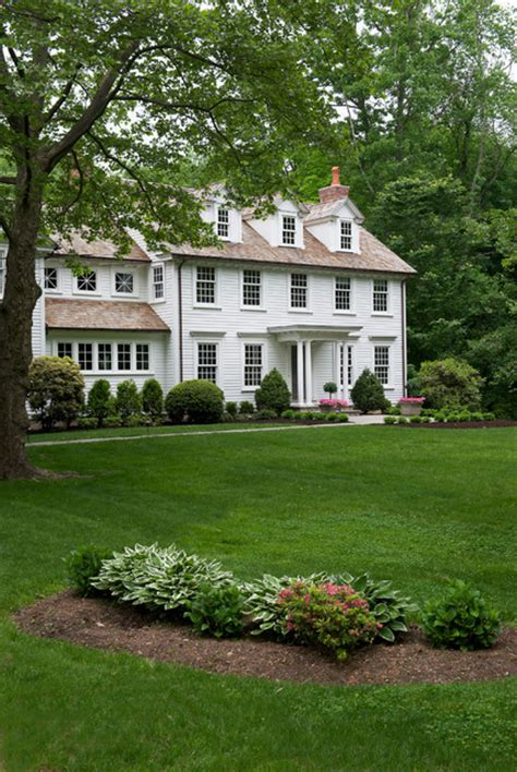 Colonial Whole Home Update  Traditional  Exterior  New