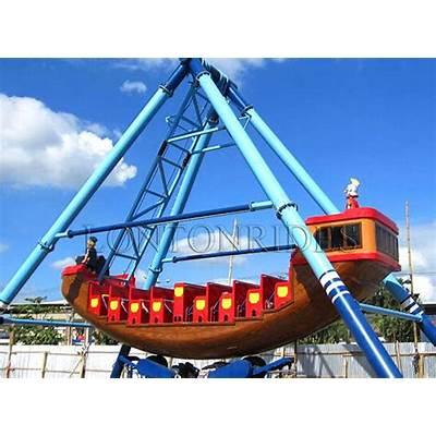 China New Rides Swing Pirate Boat Amusement Park Equipment