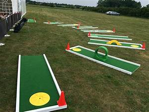 Crazy Golf Hire for Corporate Events and Parties - Indoor ...