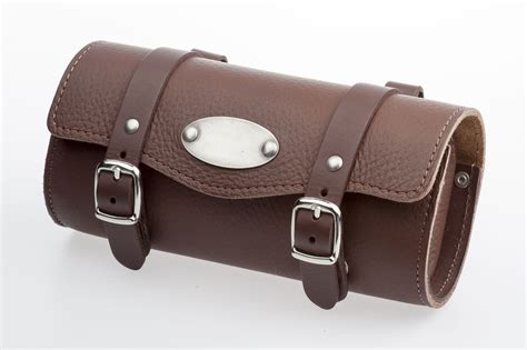 Spa Cycles Derwent Leather Saddle Bag