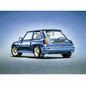 Jeux De Voiture Renault : maquette voiture renault 5 turbo jeux et jouets heller avenue des jeux ~ Medecine-chirurgie-esthetiques.com Avis de Voitures