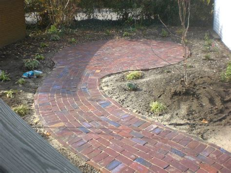 brick paver ideas brick paver patterns and styles steve snedeker s landscaping and gardening blog