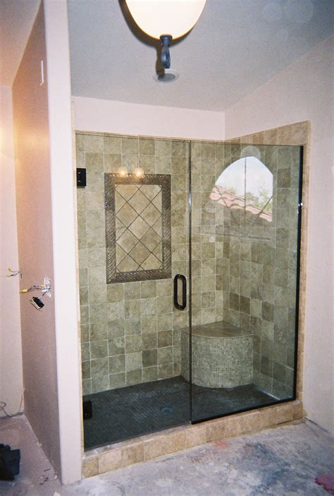 frameless glass shower doors tub enclosures phoenix az