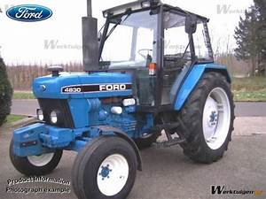 Ford 4830 - Ford - Machinery Specifications - Machinery