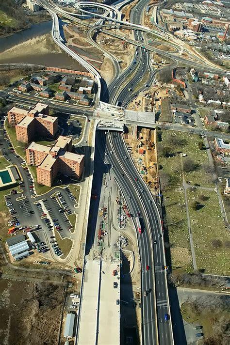 Woodrow Wilson Bridge Project Photos  January 2006