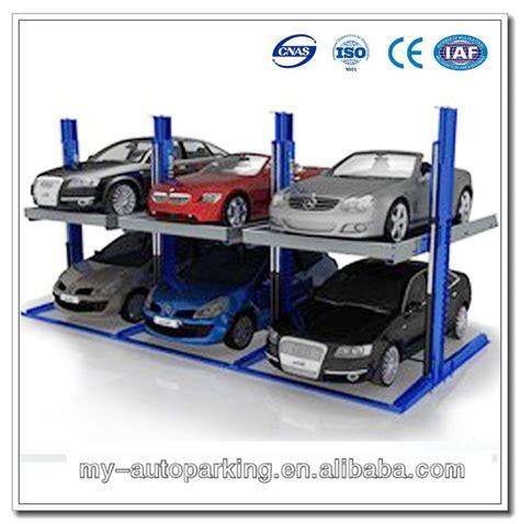 garage hydraulic car lift hydraulic garage car lift hydraulic parking underground basement car stack parking system
