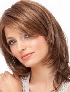 Carre Long Degrade : tendances coiffurecoiffure femme d grad effile les plus ~ Melissatoandfro.com Idées de Décoration