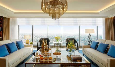 Livingroom Pics by Fairmont Amman Lighting Design Visual Energy