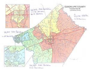 Cibolo Guadalupe County Map