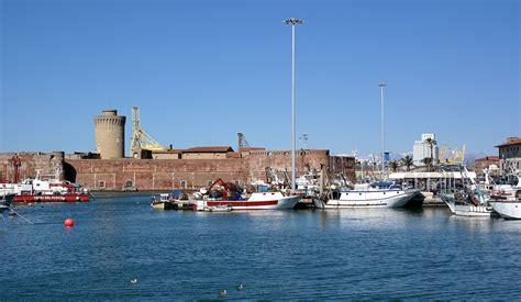 Of Livorno by Fortress Livorno