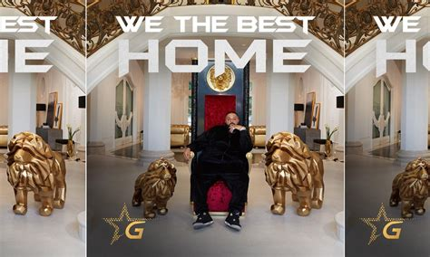 The Hottest Home Decor Trends Of 2017: Become The Best With DJ Khaled's New Furniture Collection