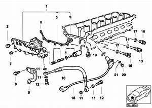 Original Parts For E34 520i M50 Touring    Engine   Cylinder