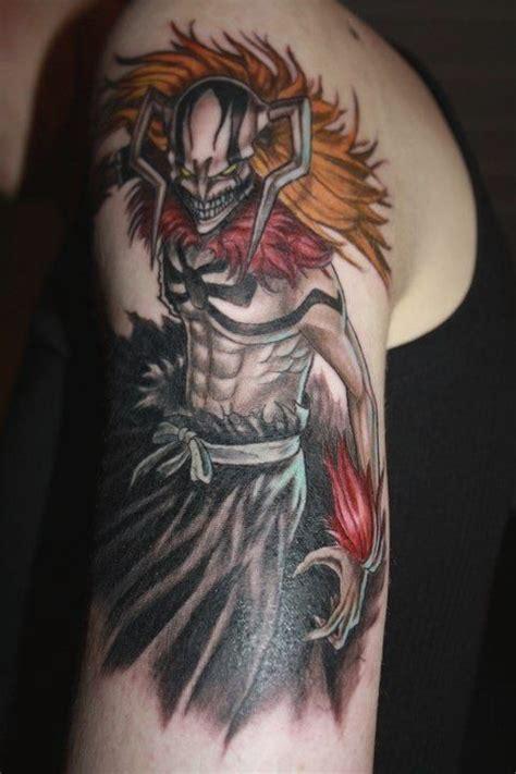 anime tattoos   sleeve