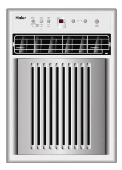 haier hwvrxck  btu casement portable air conditioner prevents harm   environm
