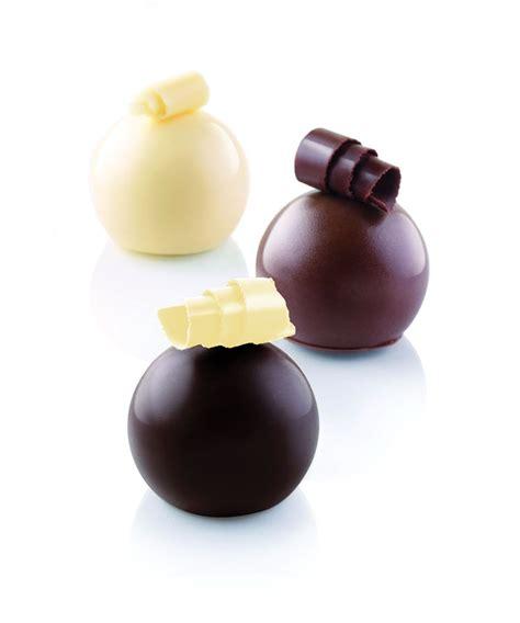 silikomart silicone  mold mini truffles matfer bourgeat usa