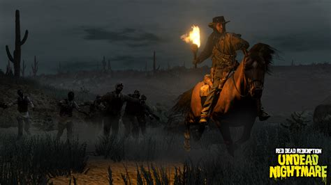 Don't Forget To Download Red Dead Redemption's Free Dlc On