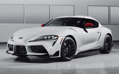 2020 Toyota Gr Supra Launch Edition (us)