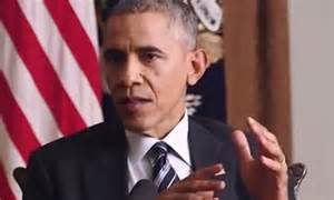 We didn't show up: President Obama says Clinton lost ...