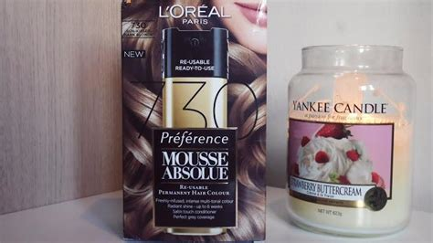L'oreal Preference Mousse Absolue