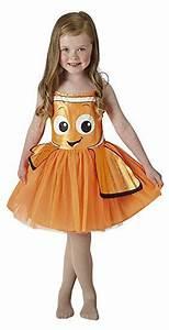 Findet Nemo Kostüm Baby : nemo tutu kleid suche nach dory disney pixar kinder kost m medium 116cm alter 5 6 ~ Frokenaadalensverden.com Haus und Dekorationen