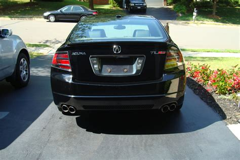 07 Acura Tl by Closed 07 Acura Tl Type S Black Va 52k 17500