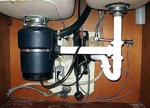 Kitchen Sink Plumbing Diagram With Disposal  U2013 Wow Blog