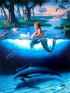 I Love Jim Warren U0026 39 S Littlest Mermaid  And Many Of His