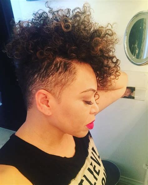 Tisha Campbell Martin Shows Off Edgy New Mohawk
