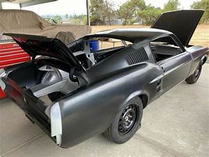 New 1967 Fastback Body Shell for sale in Morgan Hill, California, United States