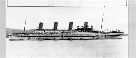 Britannic Sinking In 5 Minutes by What Happened To The Britannic How Did The Titanic S