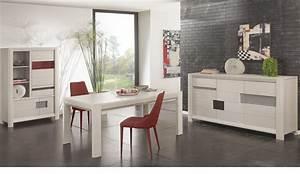Les meubles de la salle a manger contemporaine girardeau for Salle À manger contemporaine avec meuble haut salle À manger design