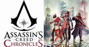 Assassin's Creed: Chronicals הוכרזה כטרילוגיה – GamePro ...