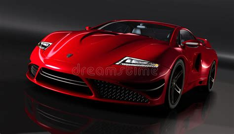 Ultimate Sports Car by Gtvz Supercar Stock Images Image 37254684
