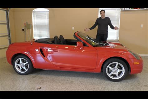 the toyota mr2 spyder is the sports car you forgot about autotrader