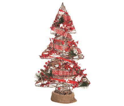 mini 225 rbol de navidad rojo 56 cm rojo ref 18815853
