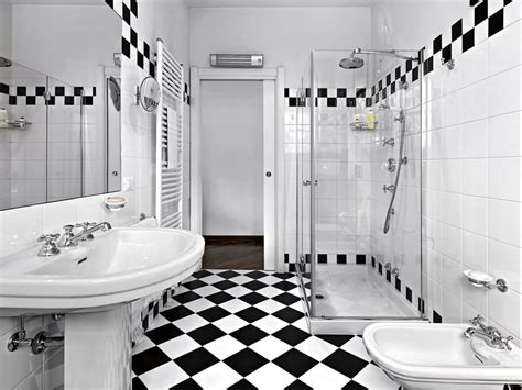 White And Black Tiles For Bathroom by The Best Bathroom Colors Based On Popularity
