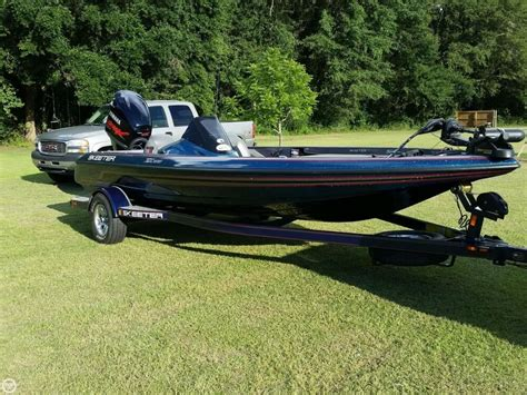 Skeeter Bass Boats Used by 2013 Used Skeeter Zx200 Bass Boat For Sale 33 900
