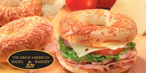 The Great American Bagel Grand Opening