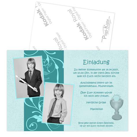 einladungskarten zur kommunion konfirmation