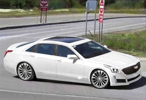 Cadillac Ct6 Rendering by Aw Shuck Cadillac Ct6 S Styling Will Not Be Inspired By