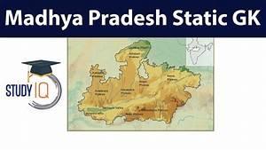 (English) Madhya Pradesh Static GK Part 1 - MPPSC Vyapam ...
