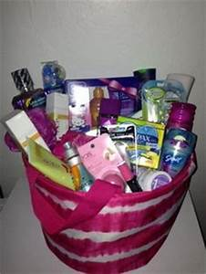 1000 ideas about Teen Gift Baskets on Pinterest
