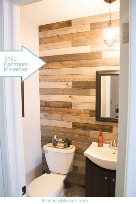 bathroom ideas for walls bathroom plank wall using furring strips new home