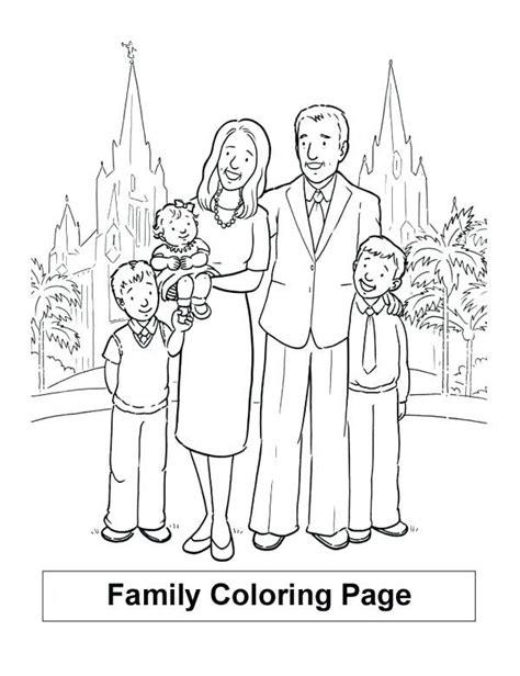 family coloring pages family coloring pages family