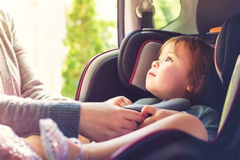 Updates To Child Car Safety Seat Guidelines Use Height