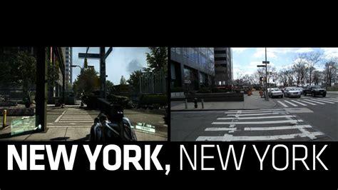 Crysis 2 Vs Real Life Kotaku Australia
