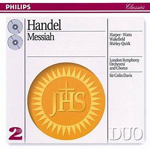 Handel Messiah - The Classical Music Guide Forums