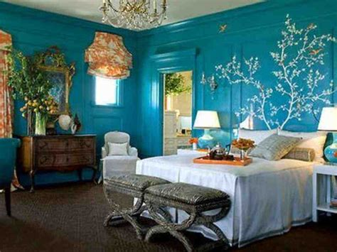 eclectic bedroom with hanging bed is light blue and teal bedroom decor ideasdecor ideas