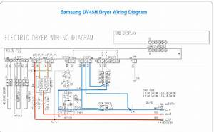 Samsung Dv42h Dryer Wiring Diagram